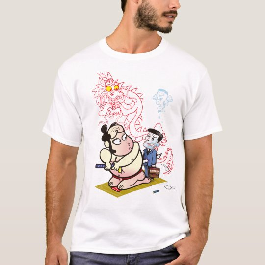 Camiseta Doble harakiri