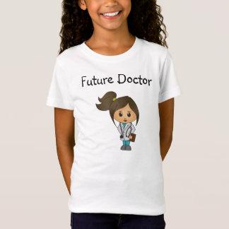Camiseta Doctor futuro - el doctor lindo Female - Brunette