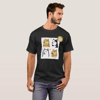 Camiseta Dogecoin transforma