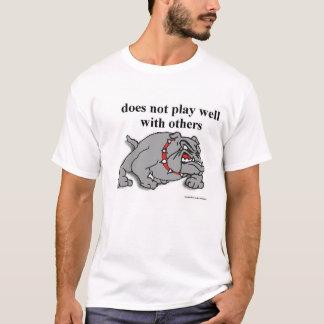 Camiseta dogo