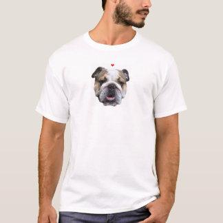 Camiseta Dogo con el corazón