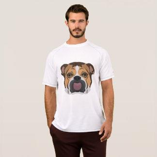 Camiseta Dogo del inglés del ilustracion