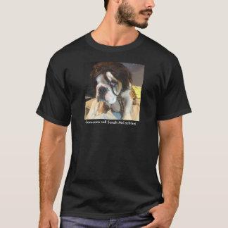 Camiseta ¡Dogo en la fricción - llamada Sarah McLachlan!