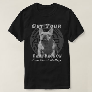 Camiseta Dogo francés del equipo de Vinny ABKC