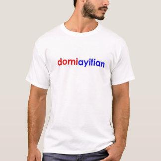Camiseta Domiayitian