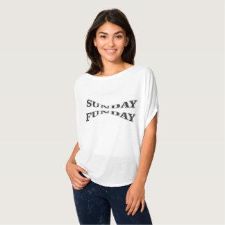 Camiseta Domingo Funday