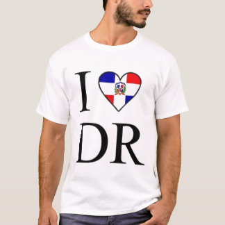 Camiseta dominicano