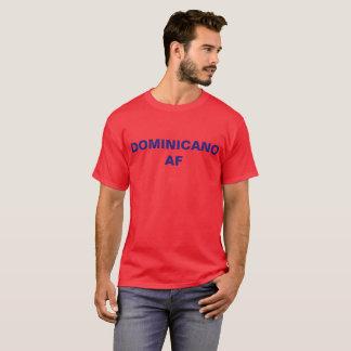 CAMISETA DOMINICANO AF