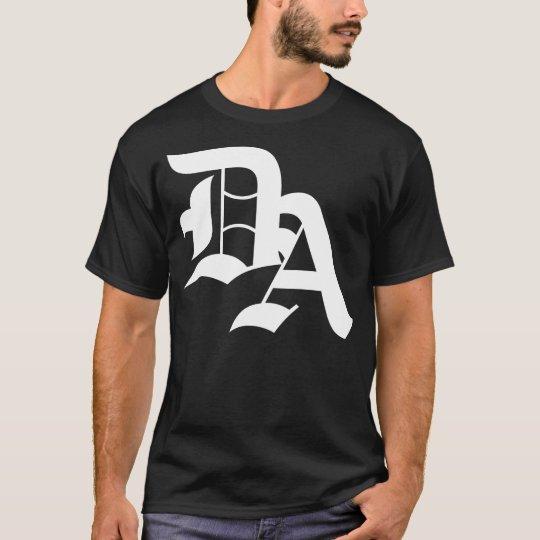 Camiseta Dominick Andrew t-shirt logo