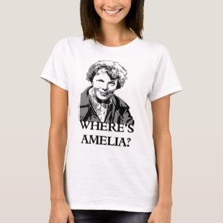 Camiseta Donde está la aviación Spleeburgen de la mujer de