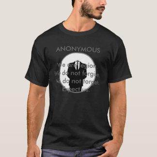 Camiseta Dororo anónimo