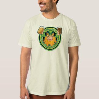 Camiseta Dos Fisted, torcido levemente, irlandés 1 de
