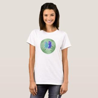 Camiseta Dos loros