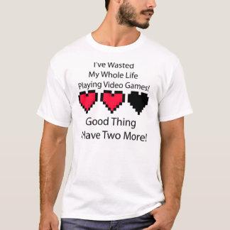 Camiseta Dos vidas dejadas