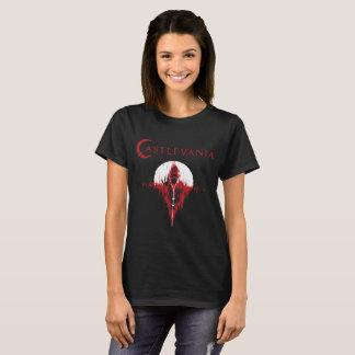 Camiseta Drácula tienta