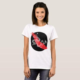 Camiseta Dragón chino