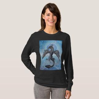 Camiseta Dragón místico del pájaro