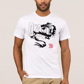Camiseta Dragón tribal