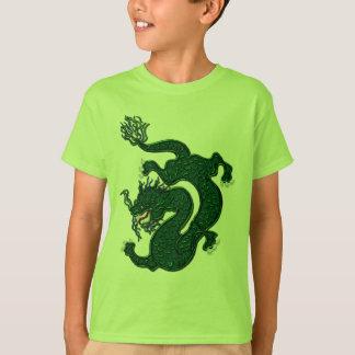 Camiseta Dragón verde