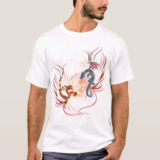 Camiseta Dragones chinos