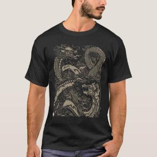 Camiseta Dragones duales