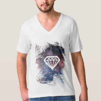 Camiseta Drawstring Galaxy