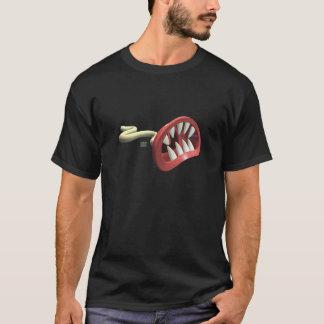Camiseta Drk delantero/trasero de la evolución industrial