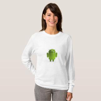 Camiseta Droid