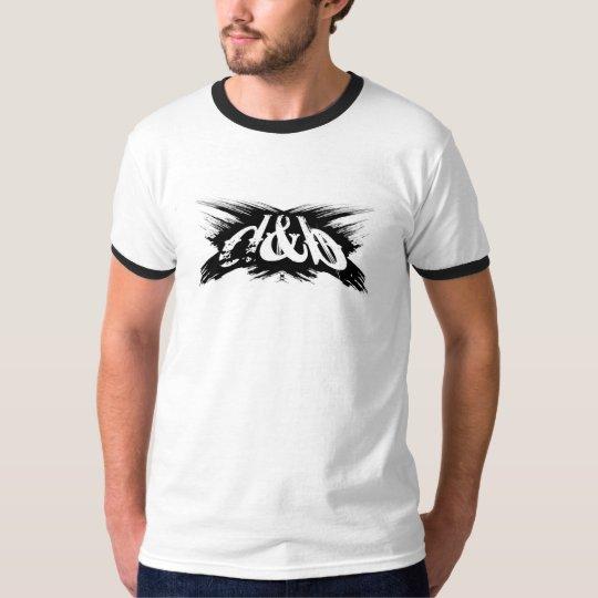 Camiseta Drum and Bass