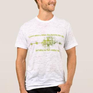 Camiseta Dubstep asqueroso