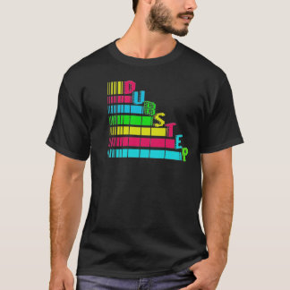 Camiseta Dubstep Stair