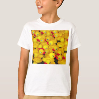 Camiseta ducky de goma