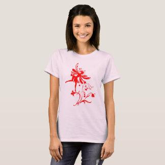 Camiseta Duendecillo Fearie del Sprite de hadas de Bugaloo