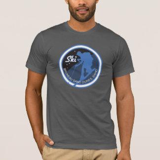 Camiseta Dunas de arena de Bruneau del esquí