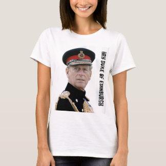 Camiseta Duque de HRH de Edimburgo