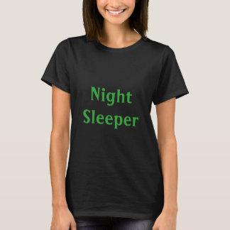 Camiseta Durmiente de la noche