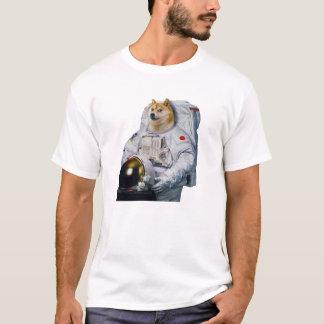 Camiseta Dux estupendo del astronauta de Shibe