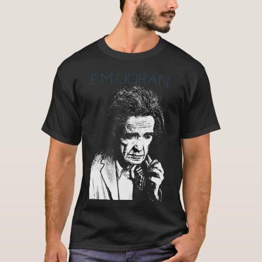 Camiseta E. M. Cioran