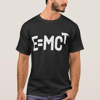 Camiseta E = martillo de la bujía métrica