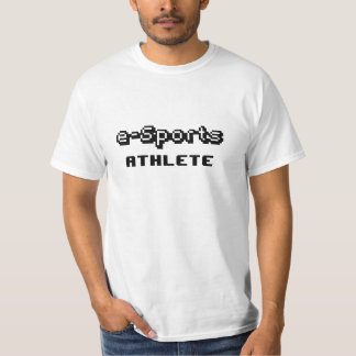 Camiseta e-sport