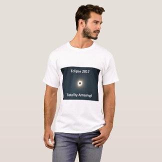 Camiseta Eclipse 2017 - El sorprender de la totalidad -