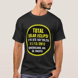 Camiseta Eclipse solar total 11/13/2012