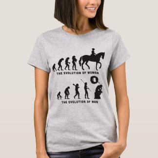 Camiseta Ecuestre