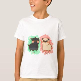 Camiseta Edgar y maya
