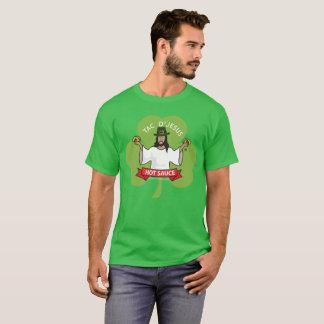 Camiseta Edición del día del Tac O'Jesus St Patrick