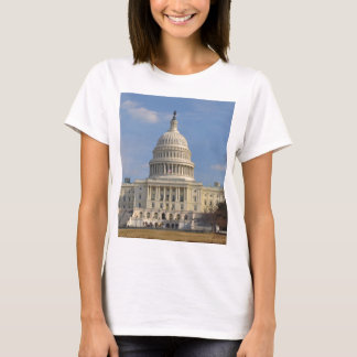 Camiseta Edificio de Capitol Hill del Washington DC