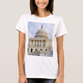 Camiseta Edificio de Capitol Hill en Washington DC