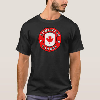 Camiseta Edmonton Canadá