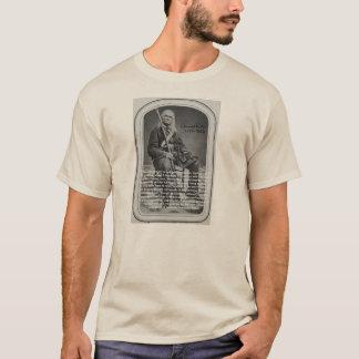 Camiseta Edmund Ruffin, comedor de fuego rebelde y su rant.