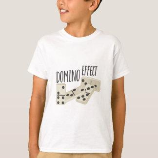 Camiseta Efecto de dominó